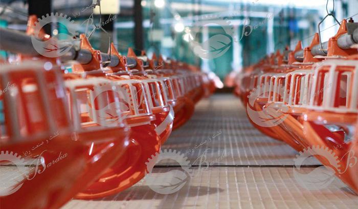 کارخانه تولید تجهیزات مرغداری
