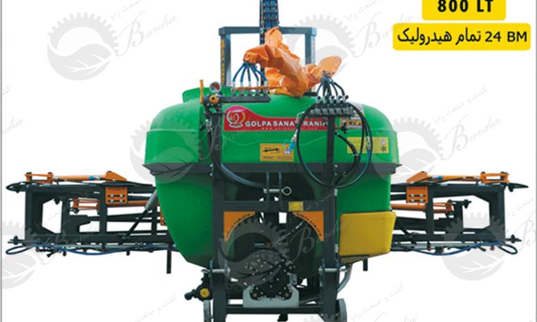 کارخانجات تولید کننده دستگاه سمپاش